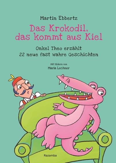 Cover Krokodil aus Kiel